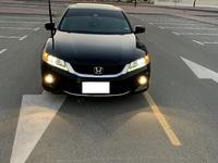 هوندا أكورد 2013 Honda Accord Coupe 3.5 (2013) Black GCC Specs...