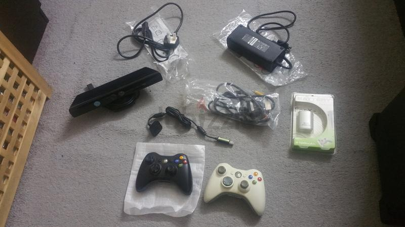 Xbox 360 S JTAG/RGH With Extra Accessories
