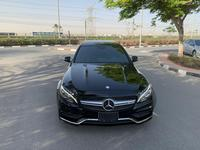 Mercedes-Benz C-Class 2016 C63 2016 low KM only26000 KM