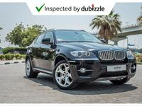 BMW X6 2011 Inspected Car | 2011 Bmw X6 Xdrive50I  4.4L |...