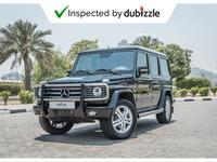 Mercedes-Benz G-Class 2012 AED5183/month | 2012 Mercedes-Benz G500 5.5L ...