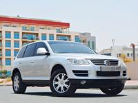 فولكسفاغن طوارج 2008 Volkswgen Touareg 2008, GCC, V6, Directly Fro...