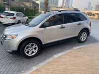 Ford Edge 2013 Ford Edge silver well maintained