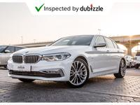 BMW 5-Series 2019 AED3067/month | 2019 Bmw 530i | Warranty + Fr...