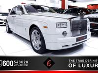 Rolls Royce Phantom 2008 ROLLS ROYCE PHANTOM (V12) - IN PERFECT CONDIT...
