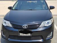 Toyota Camry 2014 2014 CAMRY S+ for SALE - Low Mileage and Acci...