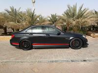 مرسيدس بنز الفئة-C 2012 Mercedes  Benz C 63 GCC 2012