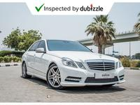 مرسيدس بنز الفئة-E 2013 AED1334/month | 2013 Mercedes-Benz E300 Sedan...