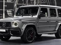 Mercedes-Benz G-Class 2019 Mercedes-Benz G63 AMG 2019 MATTE COLOR (( 5 y...