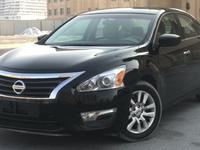 Nissan Altima 2015 Nissan Altima 2015 (469/- MONTH) 100% Acciden...