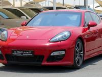 بورشه باناميرا 2013 PORSCHE PANAMERA GTS 2013 GCC WITH WARRANTY