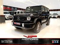Mercedes-Benz G-Class 2019 MERCEDES G63 AMG, 2019, GCC, DEALER WARRANTY,...