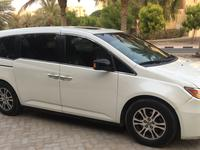 Honda Odyssey 2012 Honda Odyssey 2012 GCC in Perfect Condition