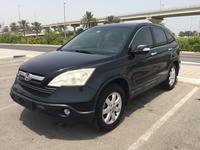 هوندا CR-V 2008 CR-V 2008 4WD GCC leather seats sunroof