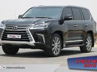 Lexus LX-Series 2016 LEXUS LX 570 FULL SIZE LUXURY SUV (AGENCY MAI...