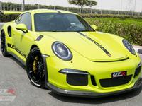 PORSCHE GT3 RS | 2016 | GCC | TECH ...