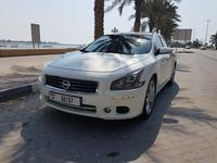 نيسان ماكسيما 2015 Nissan Maxima SV 2015 GCC Top of the range un...