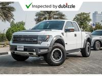 Ford F-Series Pickup 2014 AED2629/month | 2014 Ford F150 Raptor 6.2L | ...