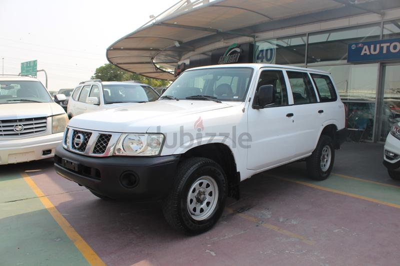 Nissan Patrol 2009, No accident!, Manual gear! Perfect condition!