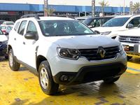 Renault Duster 2019 RENAULT DUSTER 2019 WHITE - GCC SPECIFICATION