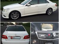 Mercedes-Benz E-Class 2013 Best Mercedes2013-E350-GCC-AMG120km-Agency Re...