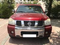 نيسان أرمادا 2007 Nissan Armada 2007 full option