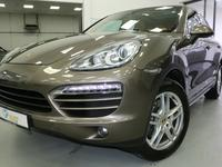 بورشه كايان 2014 Porsche Cayenne Brown 2014