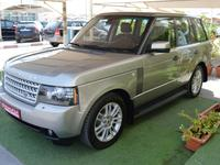 Land Rover Range Rover 2010 RANGE ROVER VOUGE 2010 MODEL GCC ACCIDENT FRE...
