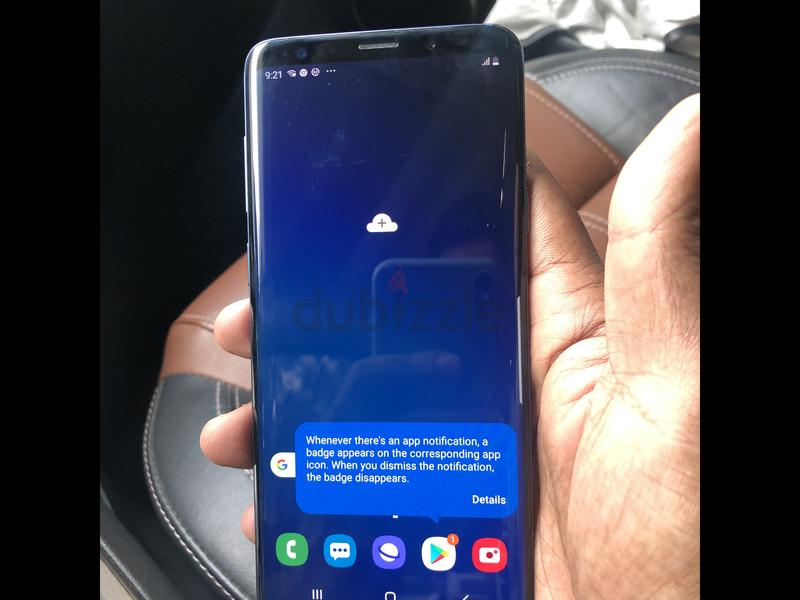 Samsung s9 plus 64 gb only 1050