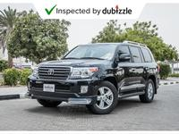 تويوتا لاند كروزر 2015 AED2629/month | 2015 Toyota Land Cruiser GXR ...