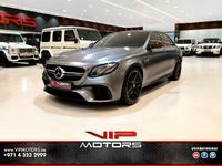 Mercedes-Benz E-Class 2018 MERCEDES E63 S AMG EDITION ONE, 2018, GCC, DE...