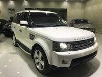Land Rover Range Rover Sport 2010 Range rover sport super charge GCC 2010