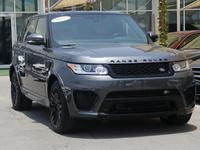 لاند روفر رينج روفر 2015 RANGE ROVER SPORT SUPERCHARGED V8 SAR KIT IN ...