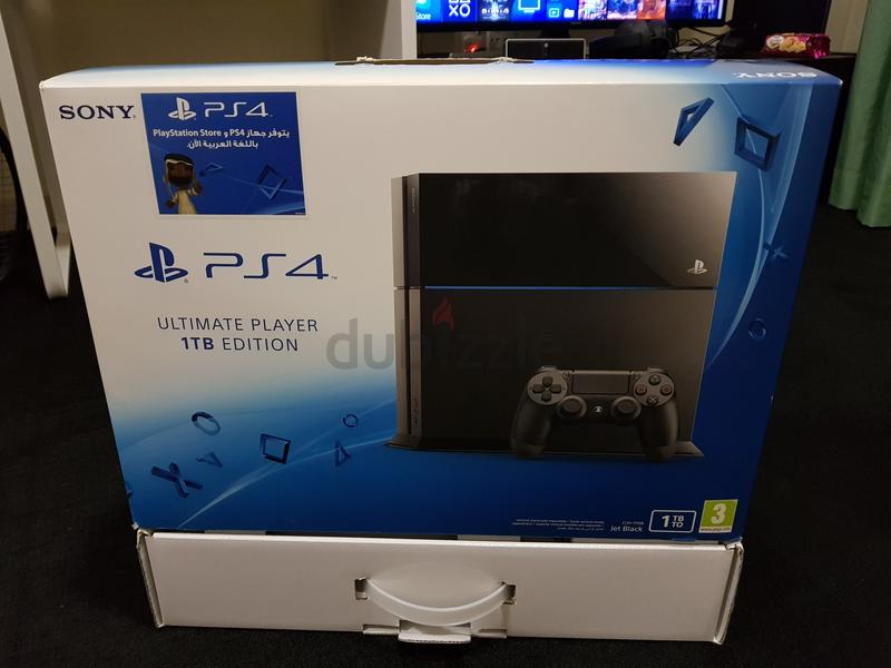 PS 4 - Pre-owned / 1 controller / 3 games