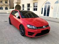 فولكسفاغن جولف آر 2016 SPECIAL ORDER 2016 Volcano RED GOLF R Turbo
