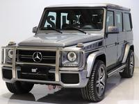 Mercedes-Benz G-Class 2014 Mercedes-Benz G63 AMG // GCC