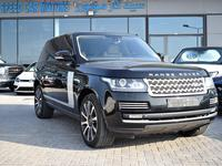 Land Rover Range Rover 2013 Range range vogue SE 2013 under warranty