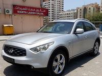 إنفينيتي FX45/FX35 2009 INFINITI FX35 - 2009 GCC FULL OPTION