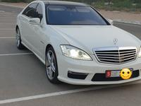 Mercedes-Benz S-Class 2008 Mercedes S 500 AMG GCC very clean and free ac...