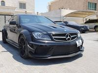 Mercedes-Benz C 63 Coupe Black Seri...