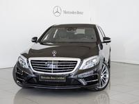مرسيدس بنز الفئة-S 2017 Mercedes-Benz S500L AMG Luxury