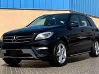 Mercedes-Benz M-Class 2013 Mercedes ML 350 // AMG // 4MATIC // GCC