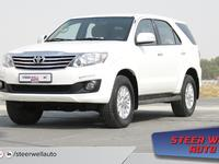 Toyota Fortuner 2015 TOYOTA FORTUNER EXR 7 SEATER SUV
