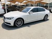 BMW 7-Series 2017 BMW 730 full options