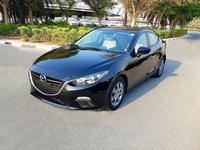 Mazda 3 2016 Mazda 3 1.6L Engine 2016 Model GCC Specs Imma...
