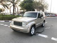 Jeep Cherokee 2011 Jeep Cherokee 2011 Full Option Gcc