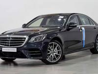 مرسيدس بنز الفئة-S 2018 HOT DEAL!!! S 560 4M LWB SALOON Ref. VSB 2509...