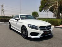 Mercedes-Benz C-Class 2017 MERCEDES C200 COUPE CONVERTIBLE SOFT TOP 2017...