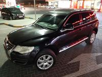 Volkswagen Touareg 2009 VOLKSWAGEN TOUAREG 2009 GCC FULLY LOADED LEAT...