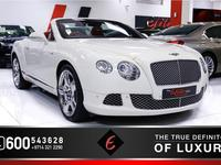 Bentley Continental 2013 BENTLEY CONTINENTAL GTC (W12) IN PERFECT COND...